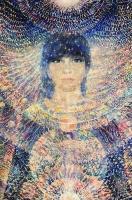 Валерий Моругин. Портрет девушки