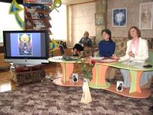 О. Федотова - о содержании картин