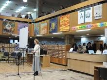 Презентация выставки на TAW Zабалка 2013