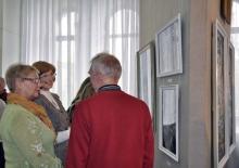 Выставка - радостное событие для друзей художника
