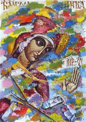 Валерий Моругин. Благословение художника