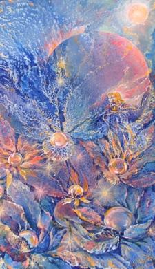 Валерий Моругин. Огненные цветы